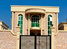 Villa consists of 5 Bedrooms Rooms and More than 4 Bathrooms in Ajman