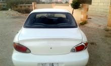 White Hyundai Avante 1998 for sale