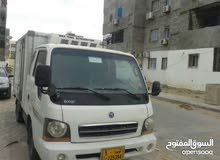 Kia Bongo for rent in Tripoli