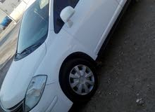 Nissan Tiida 2013 For sale - White color