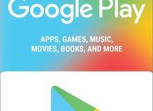 بطاقة كوكل بلي گوگل بلي google play gift card 25$
