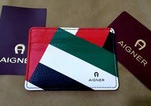Original AIGNER national day wallet