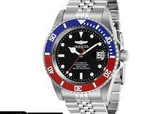 ساعة انفيكتا جديدة واصلية 100٪ ، Invicita Automatic watch new and original 100%