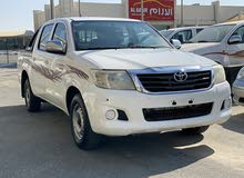 Toyota Hilux 2014 4x2 Full Automatic Ref#753