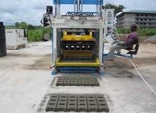 Movable concrete block machine SUMAB E-12