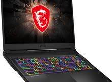 للبيع laptop gaming new
