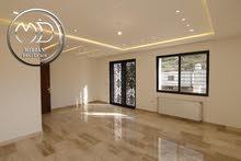شقة جديدة للبيع دير غبار حجار النوابلسة 215م 4 نوم تشطيبات فاخرة واطلالة جميلة