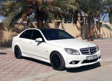 Mercedes-Benz C-200 GCC -2010