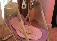 كرسي هزاز كهربائي للأطفال من شركة Chicoo الإيطالية