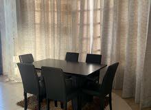 طاولة طعام 6 اشخاص