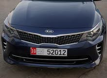 Kia Optima 2018  USA imports