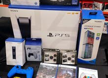 bundle offer (PS5 CD edition aed 2100)