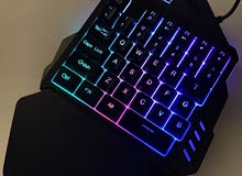 Keyboard for Ps4 and xbox and pc