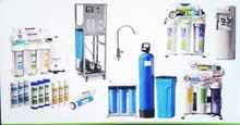 we have available all kinds of water filter for kitchen and home soft water and