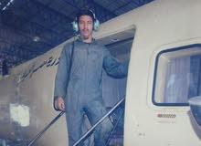 فني هيكل و محرك طائرات 11 عام  Aircraft structure an