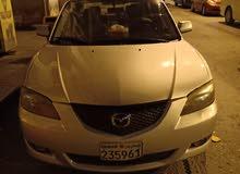 مازدا 3 موديل 2005 مسجل مبيم شهر 12