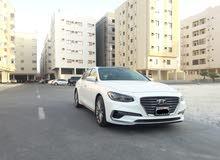 Hyundai Azera 2018 (White)