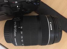 Canon 70D   With 2 Lenses