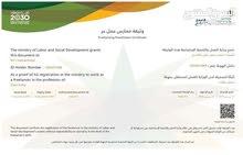 تقديم خدمات الطباعة والتسجيل في المواقع الحكومية