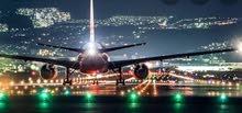 تذاكر طيران على جميع الخطوط