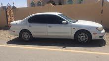 مكسيما للبيع موديل 2001 بحاله وكاله خليجي وكاله عمان