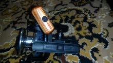 قصبة صيد مع ماكينة صيد كوري الاصلي قياس sx5000 جديدة مش مستعمله نهائيآ