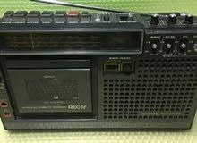 SANYO MR-5800 TRANS WORLD BOOMBOX  مسجل راديو سانيو ياباني بحالة ممتازة