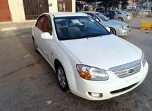 Kia Cerato 2007 For sale - White color