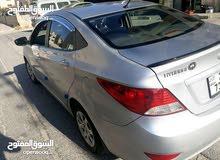 Gasoline Fuel/Power car for rent - Hyundai Accent 2015