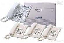 مقسم , مقاسم (Panasonic) + (NEC) , عروض مميزه حتى نفاذ الكميه.  (طابعات + أحبار)