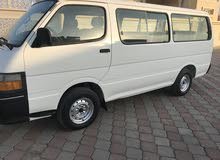 For sale 2003 White Hiace