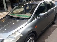 Gasoline Fuel/Power   Nissan Tiida 2007