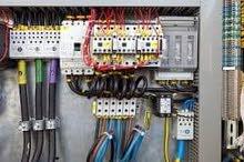 دورة الامدادات الكهربائية منازل