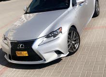 Grey Lexus ISF 2015 for sale