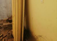 أبواب الدكان 2.6 متر