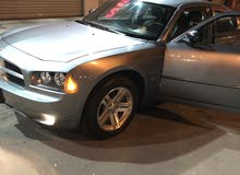Automatic Grey Dodge 2007 for sale
