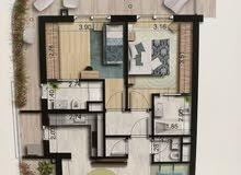 تملك حر 2BHK Apartment in Boulevard Tower