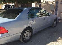 لكزس 430 موديل 2002  للبيع او البدل
