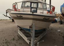 Used Motorboats for sale in Al Jahra