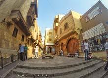 منزل بموقع متميز بشارع المعز للبيع