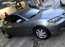 Automatic Mazda 2008 for rent - Amman