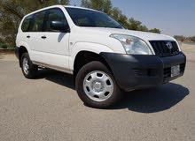 Toyota Prado 2008 Diesel!! 59 KM with Manual Double Gear