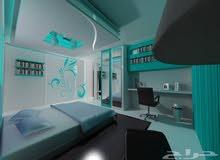 تصميم ديكور ثلاثي الابعاد.تصميم معماري واستخراج التصاريح للمباني
