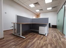 Offices ( fully furnished ) for rent - Olaya