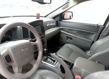 Used condition Jeep Grand Cherokee 2005 with 1 - 9,999 km mileage