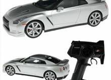 ألعاب سيارات على جهاز تحكم