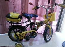 دراجه اطفال مستعمله