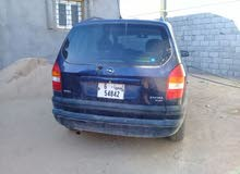 Used condition Opel Zafira 2000 with 0 km mileage