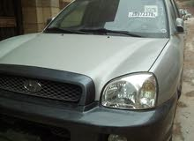Hyundai Santa Fe car for sale 2002 in Benghazi city