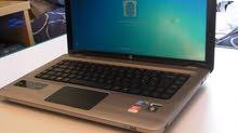 لابتوب HP Dv6.  core i7